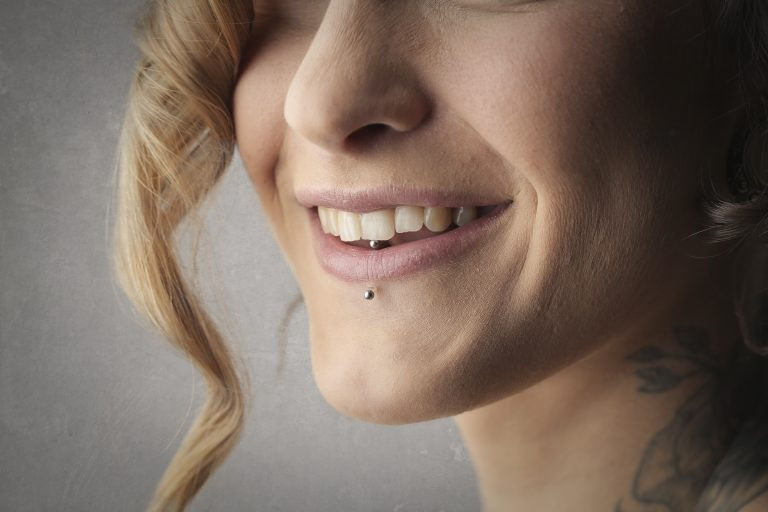 Oral Piercing Hazards